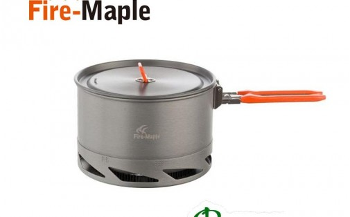 Котелок туристический Fire Maple FMC-K2 - 1,5 л