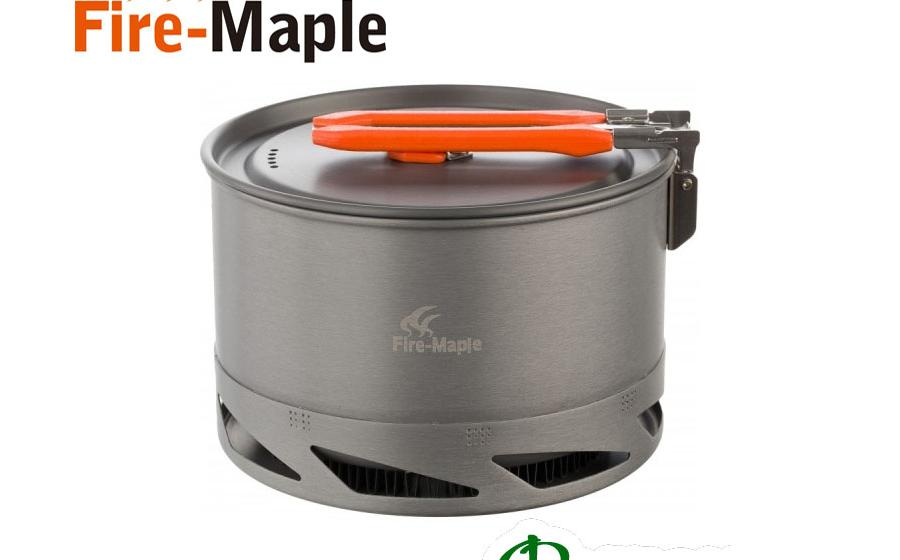 Котелок с теплообменником Fire Maple FMC-K2