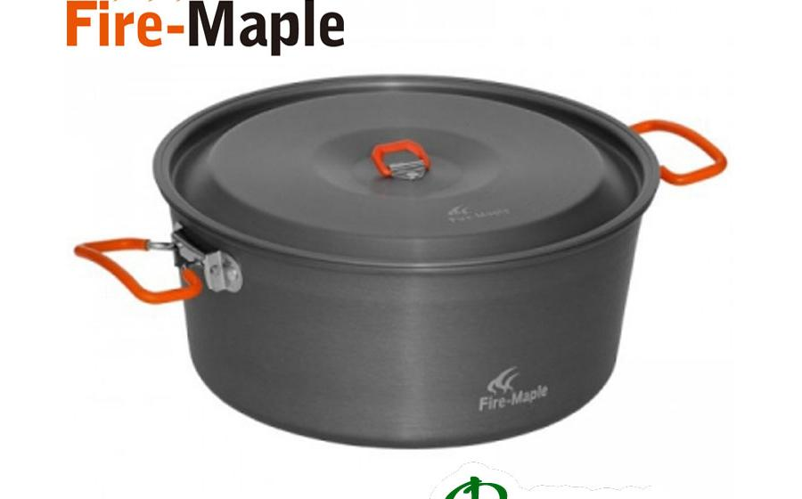 Котелок Fire Maple Chaffy dish - 4,4 L