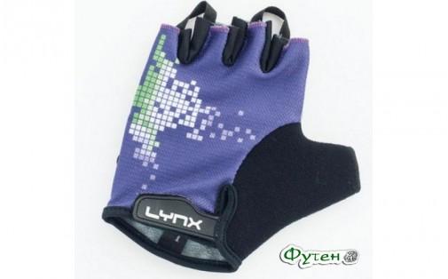 перчатки Lynx AIR blue