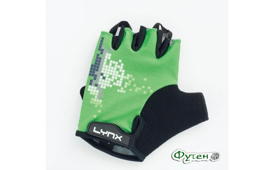 Велоперчатки Lynx AIR green