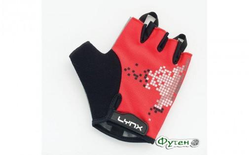 Велоперчатки Lynx AIR red