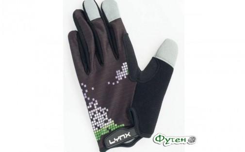 Велоперчатки Lynx ENDURO black