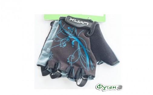 Велоперчатки женские Lynx AIR WOMEN blue