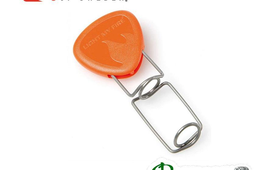 Вилка Light my fire GRANDPA*S FIREFORK pin-pack orange
