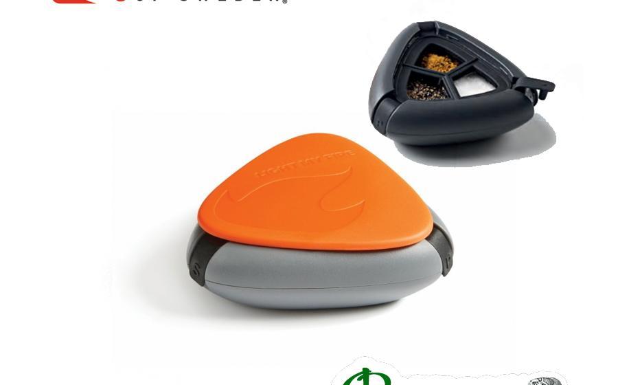 Емкость для специй Light my fire SALT&PEPPER PLUS pin-pack o