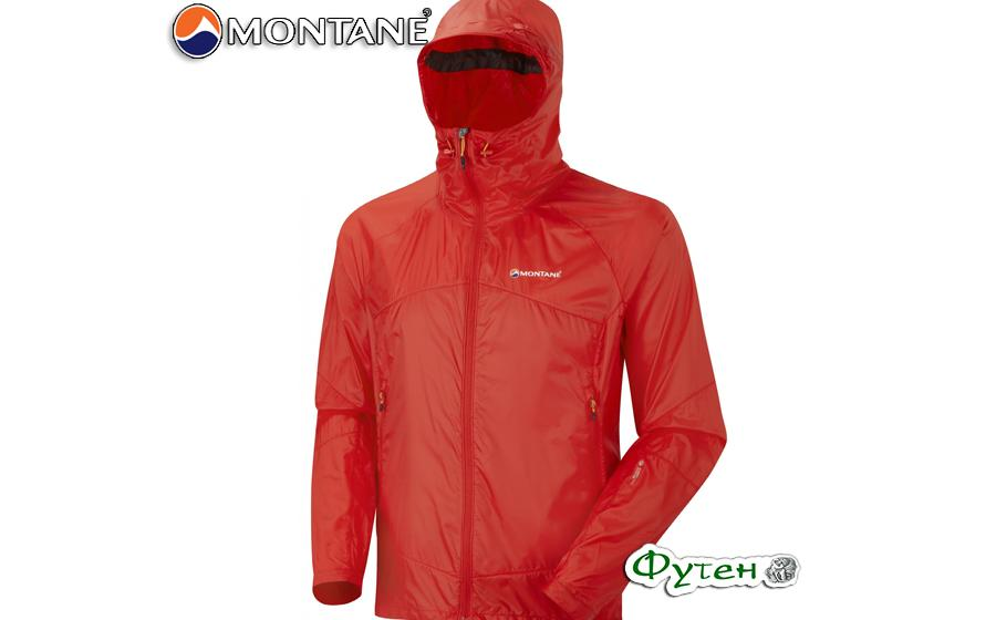 Montane Pertex Quantum LITE-SPEED JACKET red