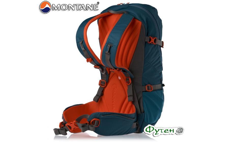 Спина Montane COBRA 25 moroccan blue