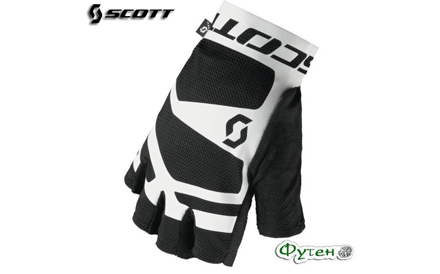 Велоперчатки SCOTT ENDURANCE SF чёрно-белый