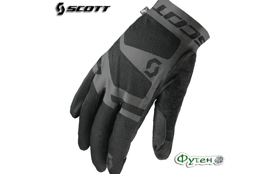 Перчатки SCOTT ENDURANCE LF черные