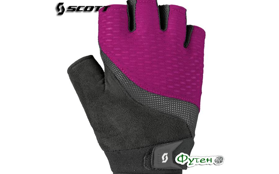 Женские перчатки SCOTT W ESSENTIAL SF фиолетовые