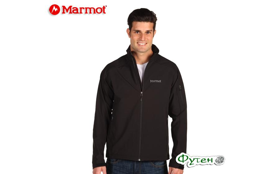 Куртка мужская Marmot Softshell M3 APPROACH JKT black