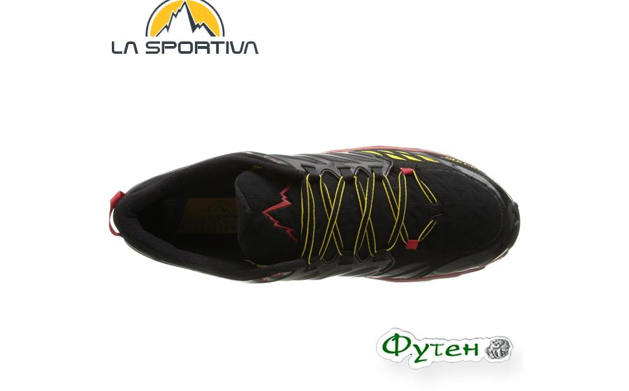 Кроссовки мужские La Sportiva HELIOS SR black/yellow