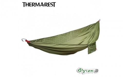 Гамак Therm-A-Rest HAMMOCK SINGLE spring green print