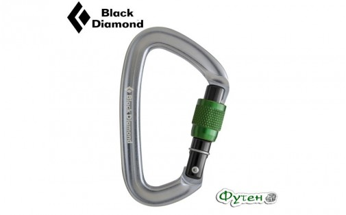 Карабин Black Diamond POSITRON SCREWGATE CARABINER