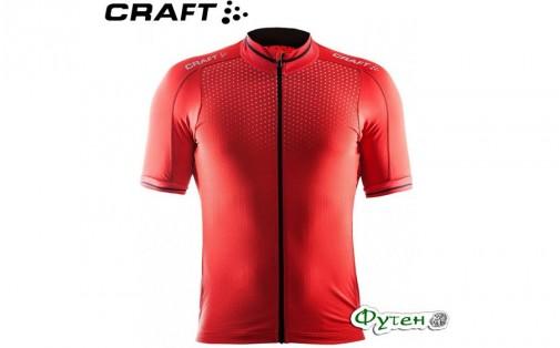 Джерси мужская Craft GLOW JERSEY MAN bright red/black