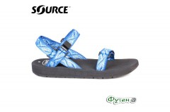 Сандали женские Source CLASSIC Womens blue fresco