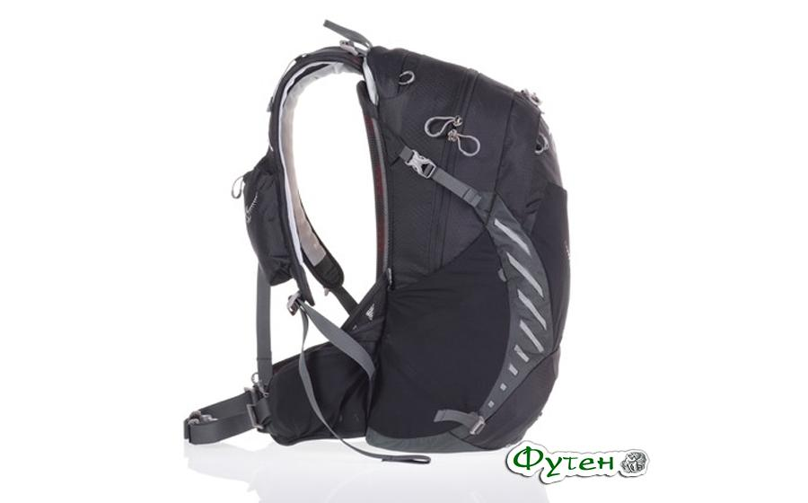 Велорюкзак Osprey ESCAPIST 25 black