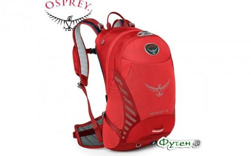 Рюкзак Osprey ESCAPIST 18 cayenne red
