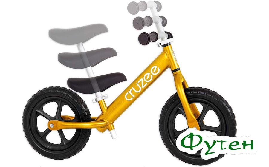 Беговел CRUZEE ULTRALITE BALANCE BIKE purple