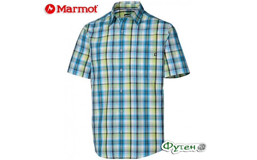 Рубашка Marmot DOBSON green envy