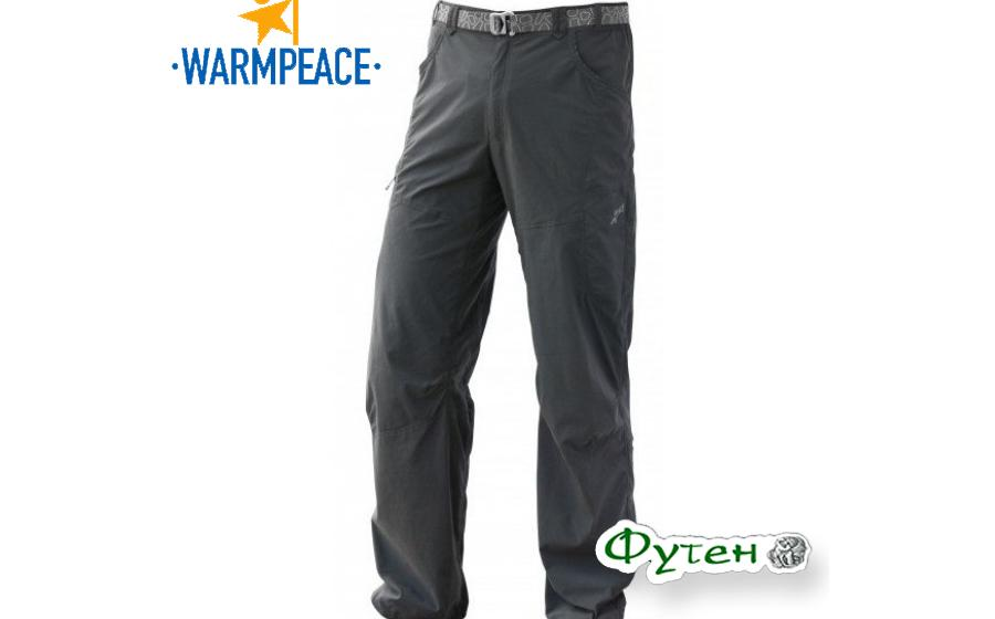 Брюки Warmpeace CORSAR PANTS iron