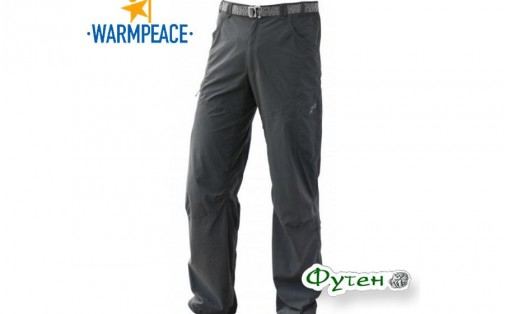 Warmpeace CORSAR PANTS SHORTER iron