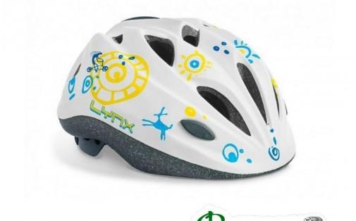 Велошлем детский Lynx KIDS white