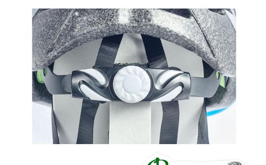 Велошлем с регулировкой детский Lynx KIDS white