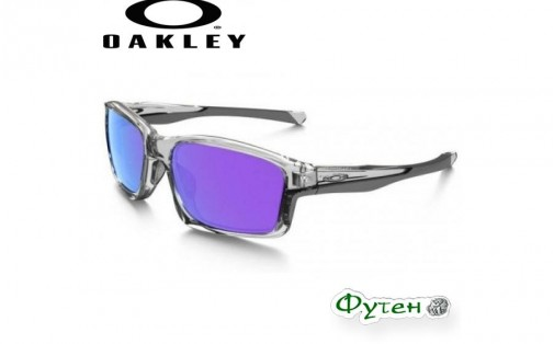 Очки Oakley CHAINLINK polished clear w/violet iridium