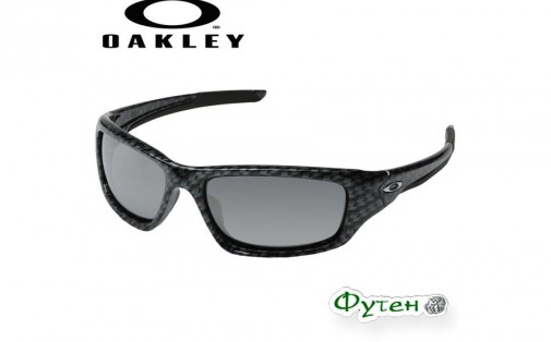 Очки Oakley VALVE carbon fiber w/chrome iridium