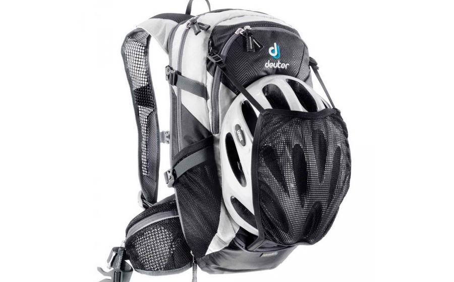 Велорюкзак Deuter COMPACT EXP крепление для шлема