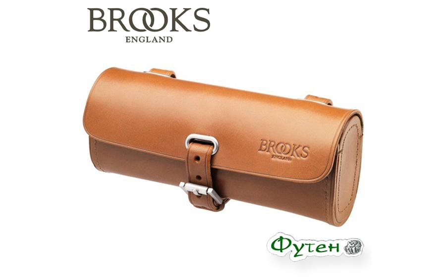 Велосумка BROOKS Challenge Tool Bag Honey