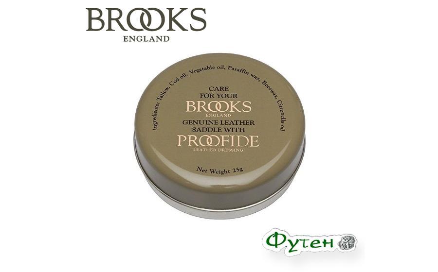 Пропитка для седел BROOKS Proofide leather dressing