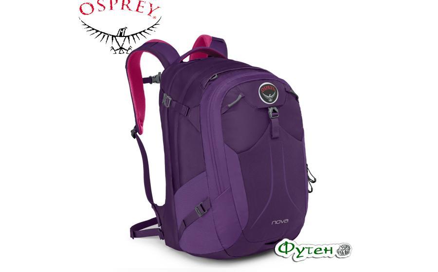 Рюкзак городской Osprey NOVA 33 mariposa purple