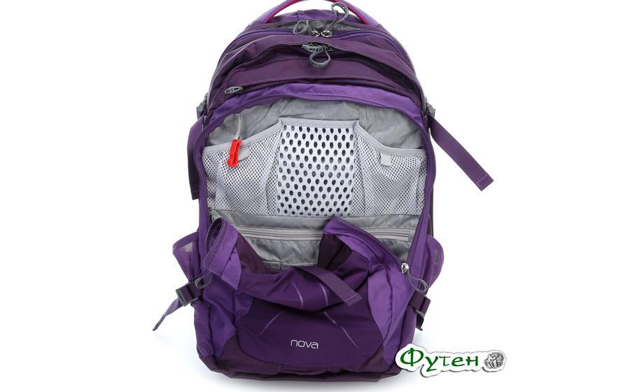 Рюкзак офисный  Osprey NOVA 33 mariposa purple