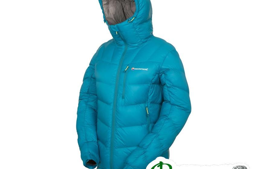Куртка Montane Primaloft LD WHITE ICE JACKET