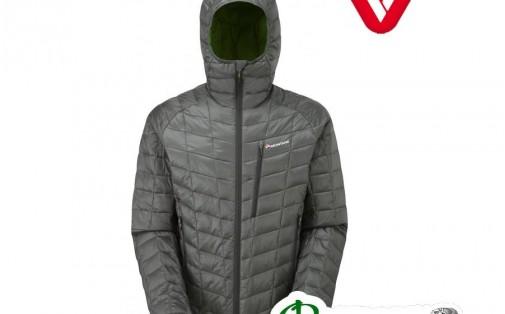 Куртка Montane Primaloft Hi-Q LUXE JACKET shadow