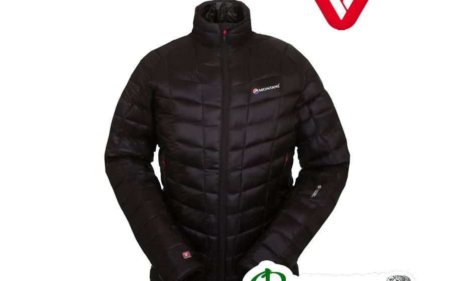 куртка Montane Primaloft Hi-Q LUXE MICRO JACKET black