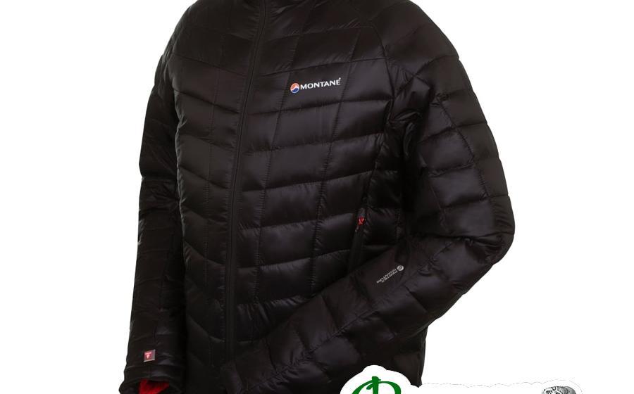 куртка мужская Montane Primaloft Hi-Q LUXE MICRO JACKET black