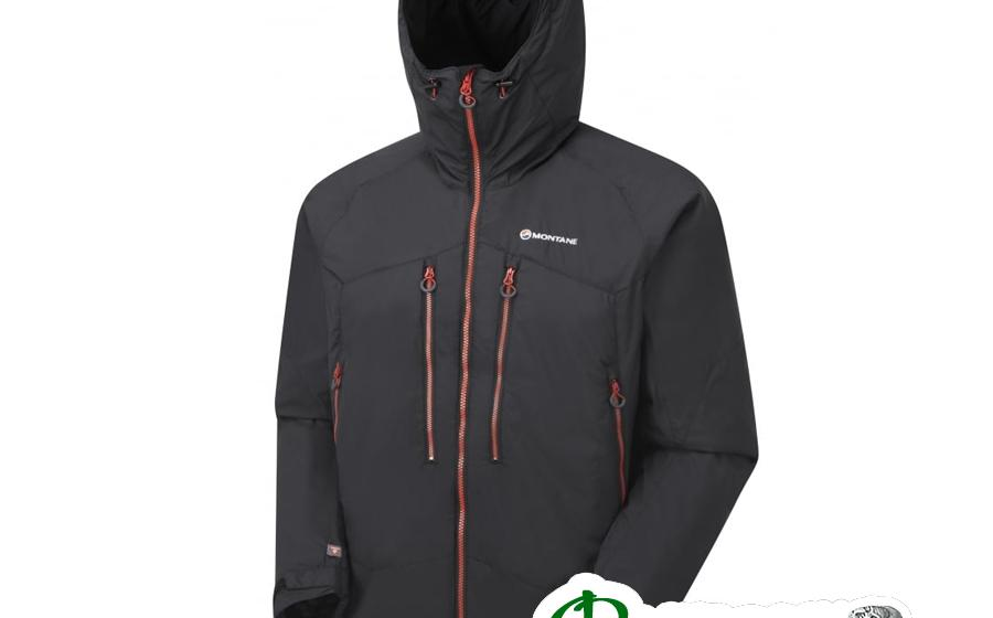 Куртка мужская Montane FLUX JACKET black