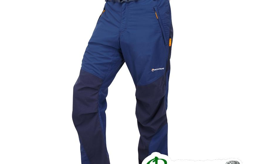 Брюки мужские Montane TERRA PANTS Regular Leg baltic blue