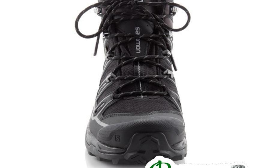 Salomon X ULTRA MID 2 GTX black/black/alu ботинок