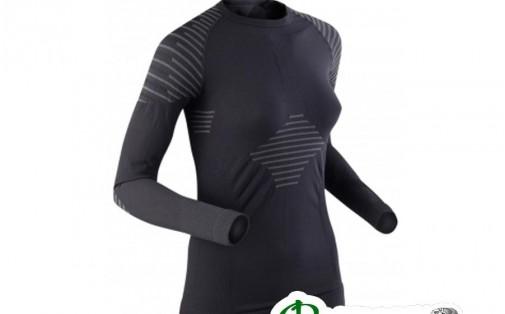 Термобелье женское блуза X-BIONIC Invent LD Shirt LS