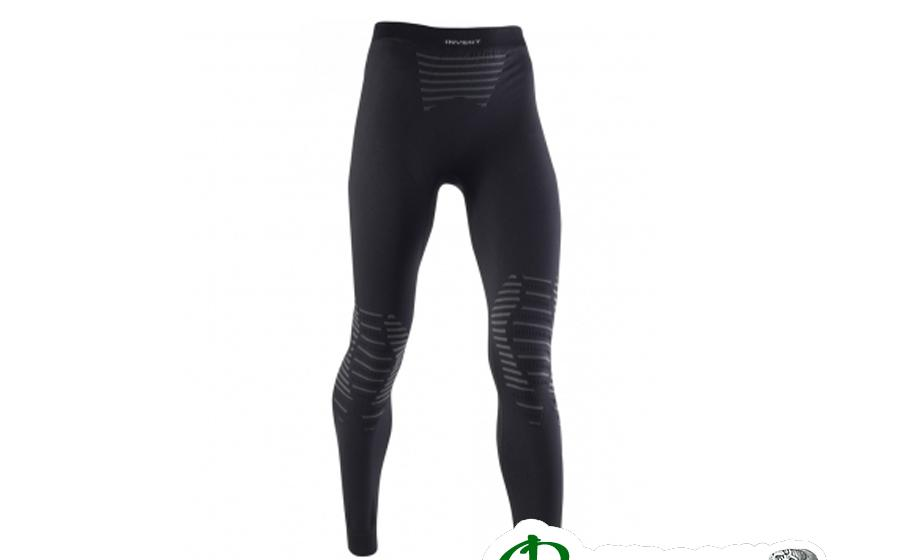 Термобелье женское термоштаны X-BIONIC Invent LD Pants Long blac