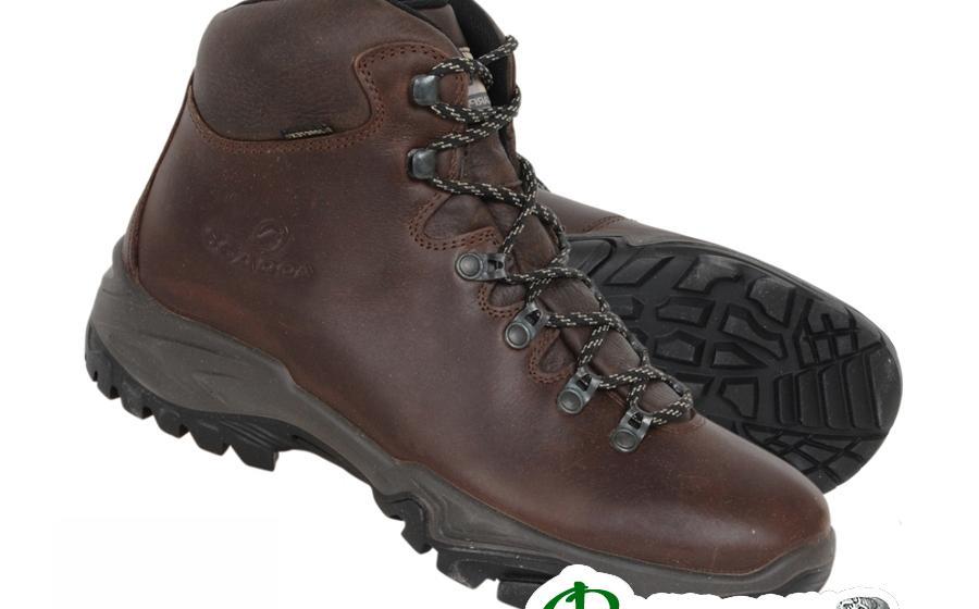 Ботинки кожаные Scarpa TERRA GTX