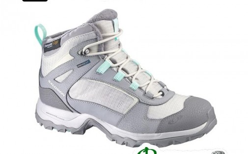 Ботинки женские Salomon WASATCH TS WP steel grey/ptr
