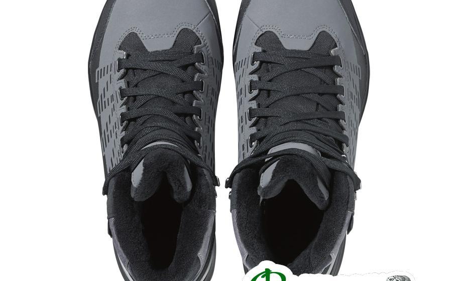 Ботинки Salomon KAIPO MID CS WP black/autobahn