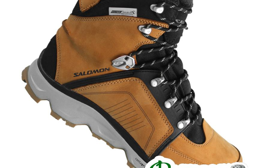 Ботинки мужские Salomon SWITCH 2 WP