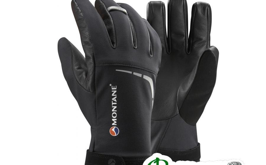 Перчатки мужские Montane THERMOSTRETCH GLOVE black